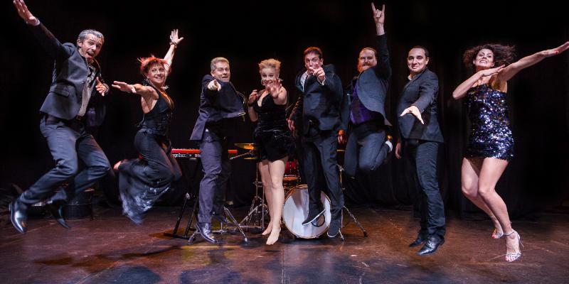 Orchestre Live One, groupe de musique Rock en représentation à Seine et Marne - photo de couverture n° 1