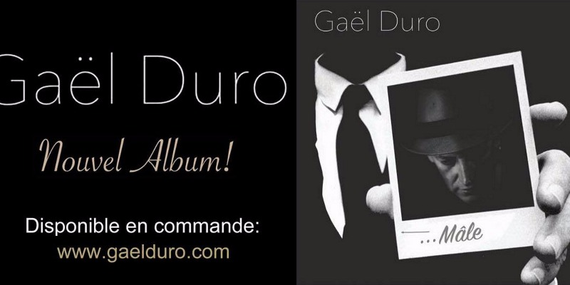 Gaël Duro, musicien Chanteur en représentation - photo de couverture n° 2
