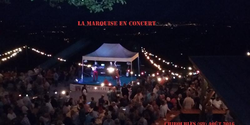 LA MARQUISE , groupe de musique Chanteur en représentation à Paris - photo de couverture n° 1