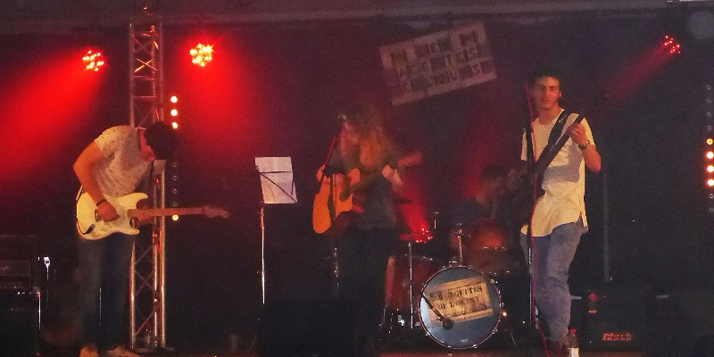 Purple Dog, groupe de musique Blues en représentation - photo de couverture n° 3