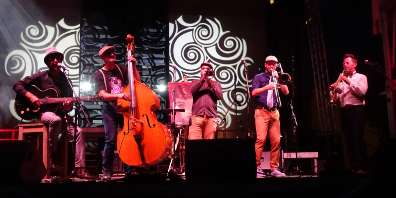 GOOSIE, groupe de musique Pop en représentation à Hérault - photo de couverture n° 1