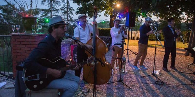 GOOSIE, groupe de musique Pop en représentation à Hérault - photo de couverture n° 2