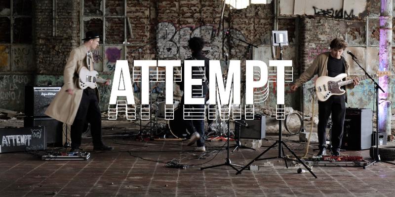 ATTEMPT BAND , groupe de musique Rock en représentation à Nord - photo de couverture n° 2