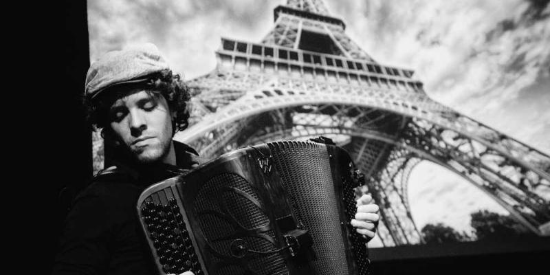 Jérémy Dutheil, groupe de musique Jazz en représentation à Paris - photo de couverture n° 1