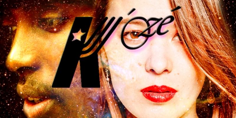 K'Ozé , groupe de musique Pop en représentation - photo de couverture