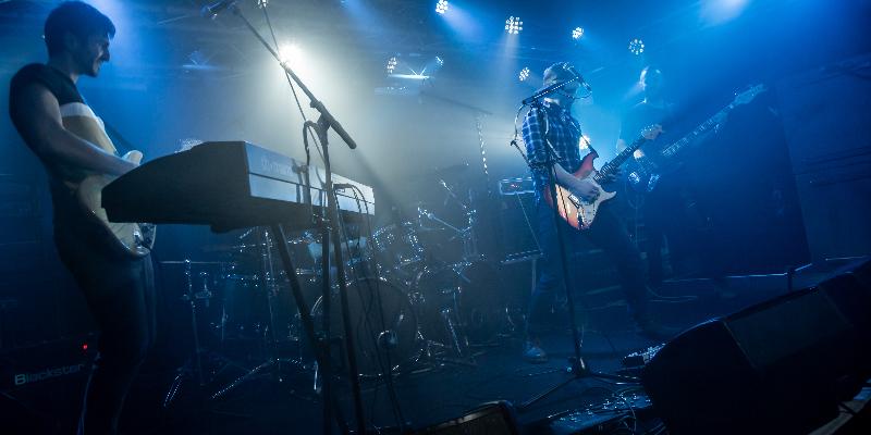 Arma Gee, groupe de musique Rock en représentation à Paris - photo de couverture n° 3