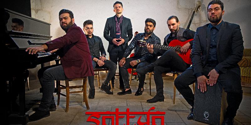 Sanfuego, groupe de musique Latino en représentation à Ille et Vilaine - photo de couverture n° 2