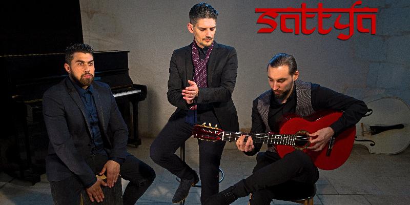 Sanfuego, groupe de musique Latino en représentation à Ille et Vilaine - photo de couverture n° 3