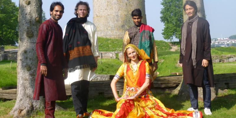 Jog, groupe de musique Musiques du monde en représentation - photo de couverture