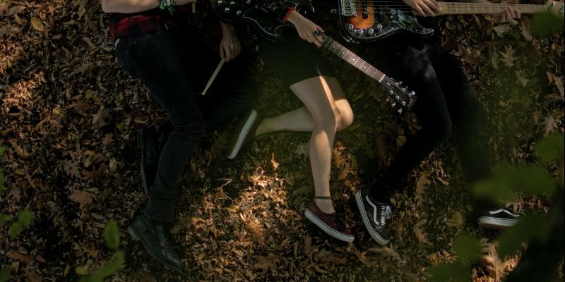 Black Hat, groupe de musique Rock en représentation - photo de couverture n° 3