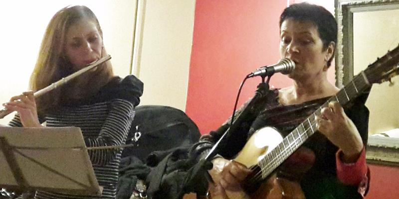 MARIEDU, musicien Chanteur en représentation - photo de couverture n° 1