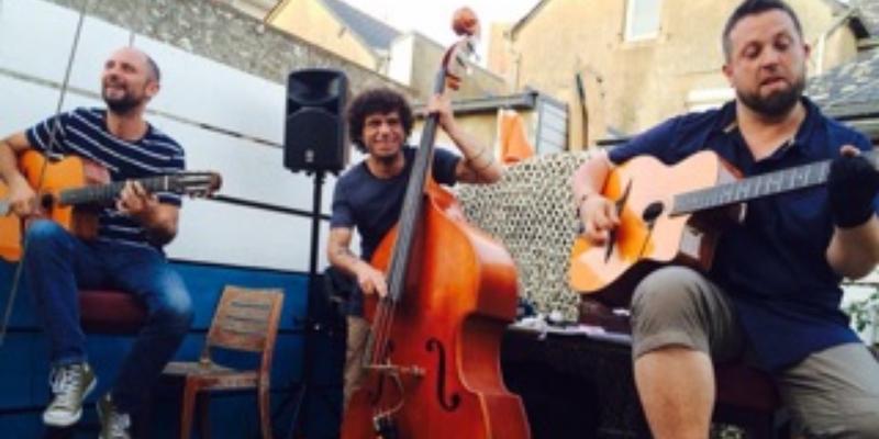 Les Frères Bouchard, groupe de musique Jazz en représentation à Paris - photo de couverture n° 2