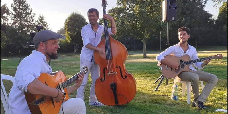 Les Frères Bouchard, groupe de musique Jazz en représentation à Paris - photo de couverture n° 3