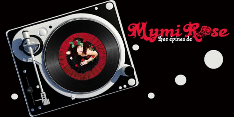 Mymi Rose, groupe de musique Jazz en représentation - photo de couverture