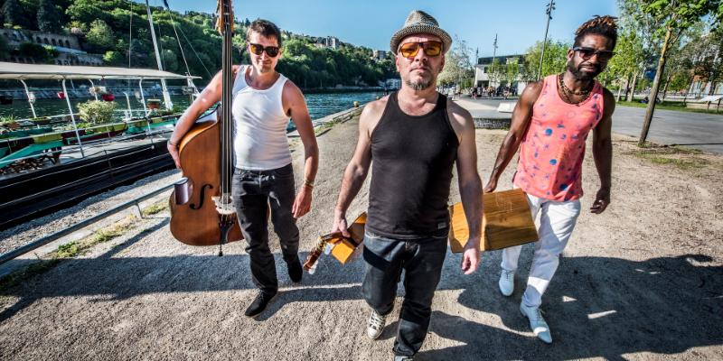 Barrio Combo, groupe de musique Reggae en représentation à Rhône - photo de couverture n° 3