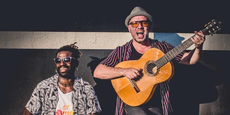 Barrio Combo, groupe de musique Reggae en représentation à Rhône - photo de couverture n° 1