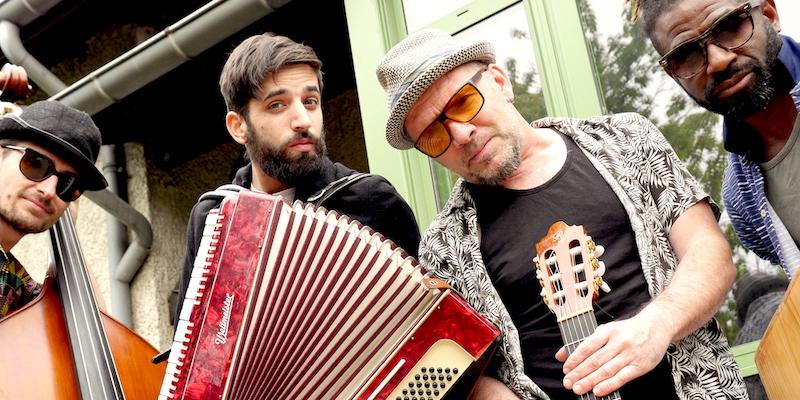Barrio Combo, groupe de musique Reggae en représentation à Rhône - photo de couverture n° 2