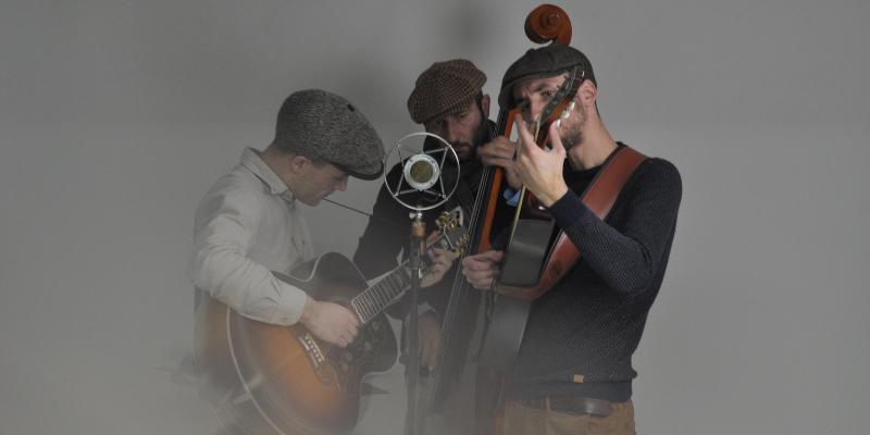 No Thirteen Claps, groupe de musique Folk en représentation à Vendée - photo de couverture n° 1