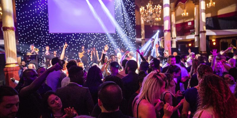 Orchestre Smart Music, groupe de musique Pop en représentation à Essone - photo de couverture n° 1