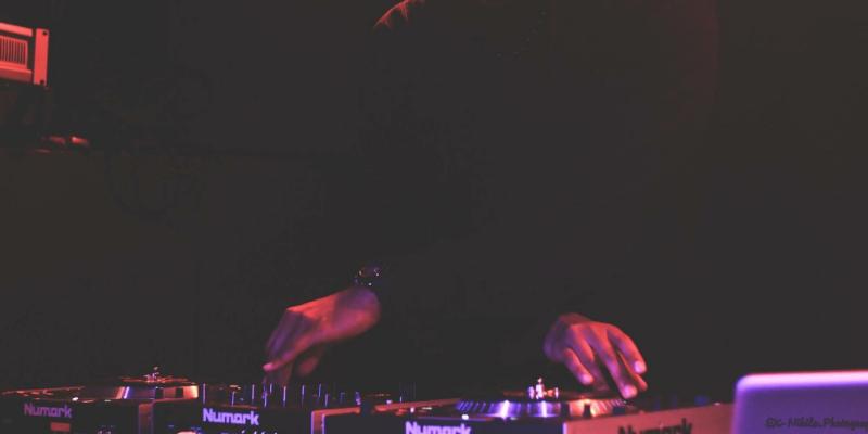 K-Rukéra, DJ Dj en représentation à Rhône - photo de couverture n° 3