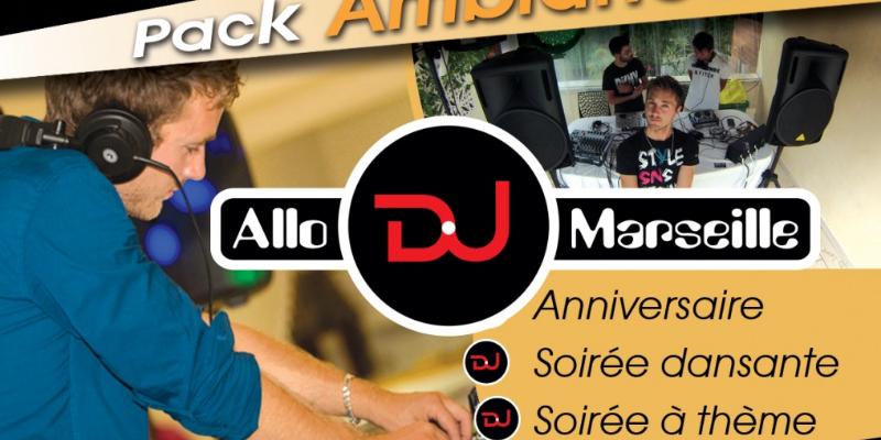 AlloDJMarseille, DJ Dj en représentation - photo de couverture n° 1