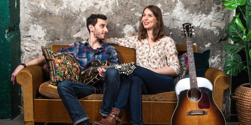 Glenn Arzel & Claire Nivard, musicien Folk en représentation à Rhône - photo de couverture n° 3
