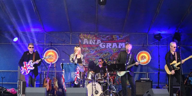 ANAGRAM, groupe de musique Rock en représentation à Bouches du Rhône - photo de couverture n° 2