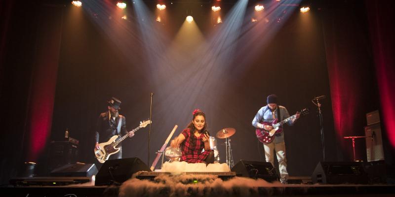 Burning Instant Karma, groupe de musique Rock en représentation à Var - photo de couverture n° 3
