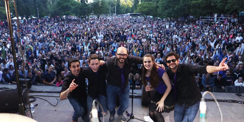 NewStep, groupe de musique Rock en représentation à Hauts de Seine - photo de couverture