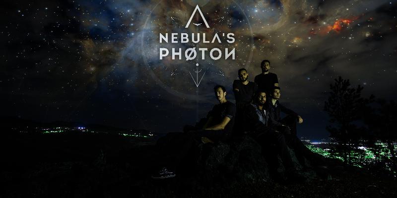 A Nebula's Photon, groupe de musique Rock en représentation à Puy de Dôme - photo de couverture n° 3