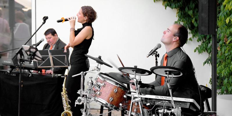 Lolly'Swing, groupe de musique Soul en représentation à Oise - photo de couverture n° 1
