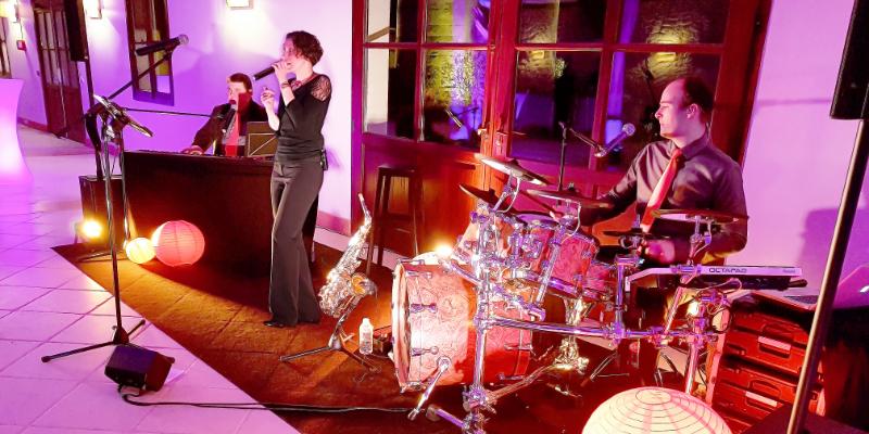 Lolly'Swing, groupe de musique Soul en représentation à Oise - photo de couverture n° 3