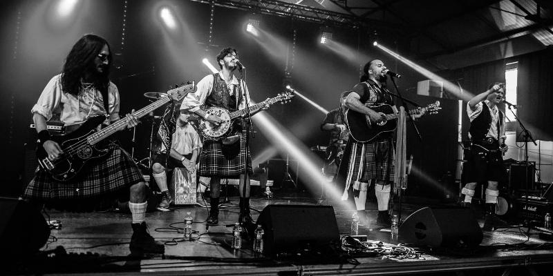 Blood Of The Green - Celtic Powerfolk, groupe de musique Rock en représentation à Paris - photo de couverture n° 2