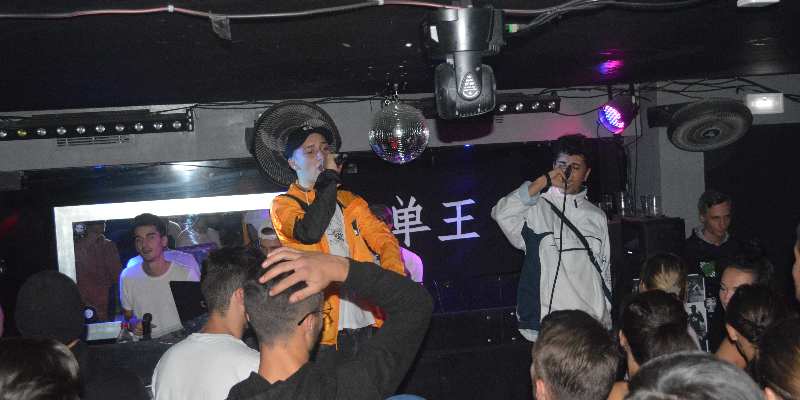 So, musicien Rap en représentation à Loire - photo de couverture n° 2