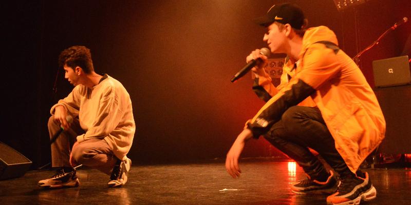 So, musicien Rap en représentation à Loire - photo de couverture n° 3