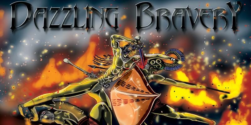 Dazzling Bravery, groupe de musique Métal en représentation à Bas Rhin - photo de couverture