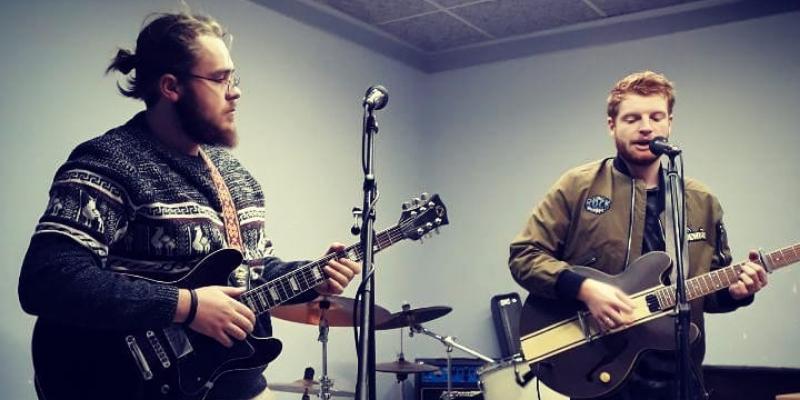Nu Kinx, groupe de musique Rock en représentation à Yvelines - photo de couverture n° 1