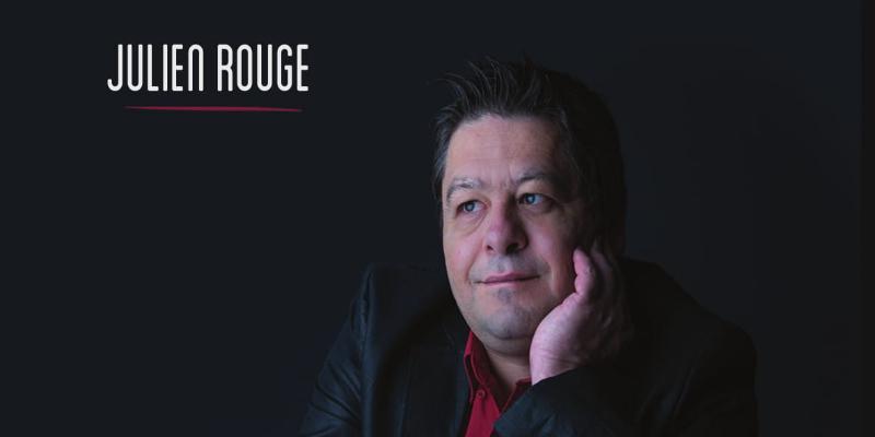 Julien Rouge, musicien Chanteur en représentation à Paris - photo de couverture n° 1