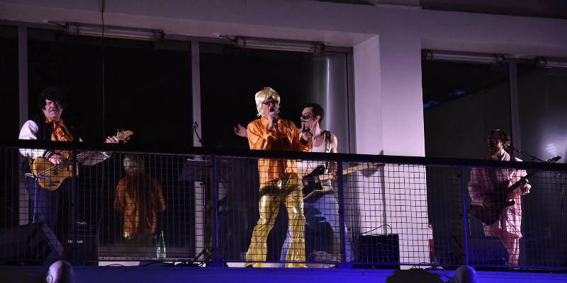 Théo Cupcic, groupe de musique Rock en représentation à Nord - photo de couverture n° 2