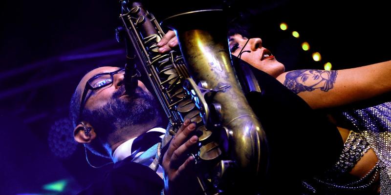 Monsieur SAX, DJ Dj en représentation à Hérault - photo de couverture n° 1