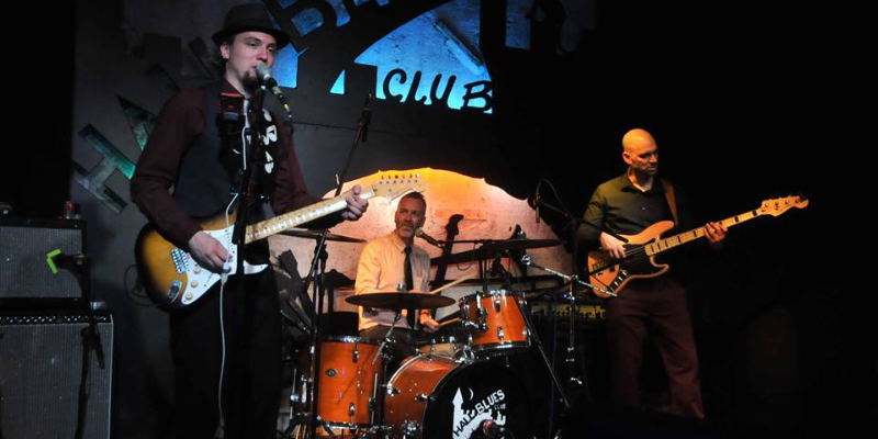 El Jose & The Hibbie Blues, groupe de musique Blues en représentation à Rhône - photo de couverture n° 2