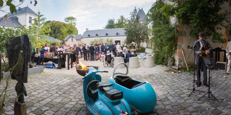 Charles Marconnet, groupe de musique Jazz en représentation à Paris - photo de couverture n° 1