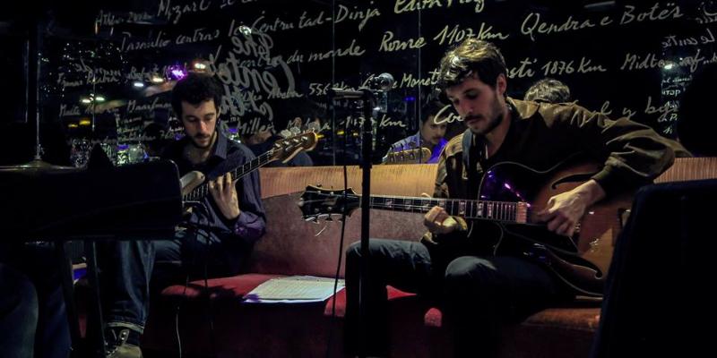 Charles Marconnet, groupe de musique Jazz en représentation à Paris - photo de couverture n° 3