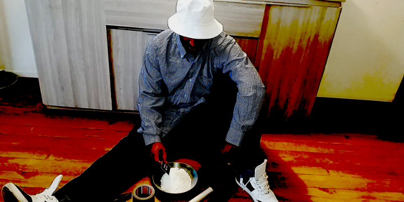 Mr.Fabre, musicien Rap en représentation à Val d'Oise - photo de couverture n° 1