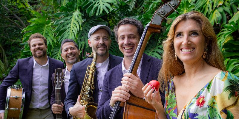 BOSSA NOSSA Project, musicien Musiques du monde en représentation à Alpes Maritimes - photo de couverture n° 3