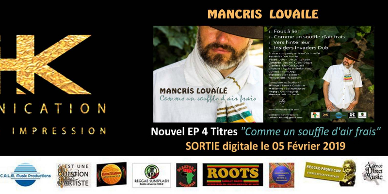 ManCris Lovaïlé, groupe de musique Soul en représentation à Val d'Oise - photo de couverture