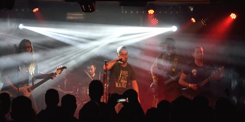 POGOTA, groupe de musique Punk en représentation à Val de Marne - photo de couverture n° 1