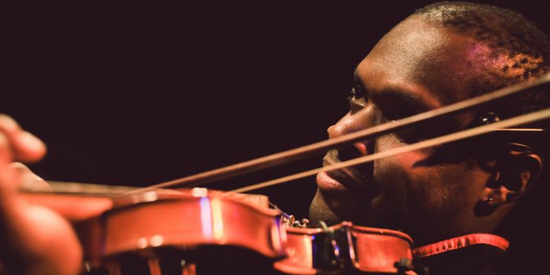 Davidx Beat-box/Violon, musicien Chanteur en représentation à Yonne - photo de couverture