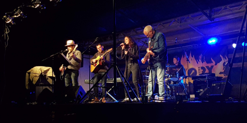 TUXORY, groupe de musique Rock en représentation à Loire Atlantique - photo de couverture n° 2