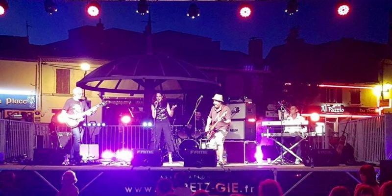 TUXORY, groupe de musique Rock en représentation à Loire Atlantique - photo de couverture n° 1